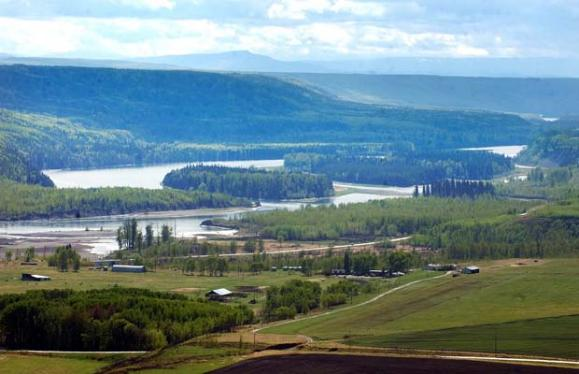 13 peace river valley