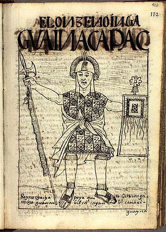 1493 1527 huayna capac