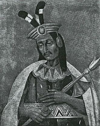1527 1532 huascar