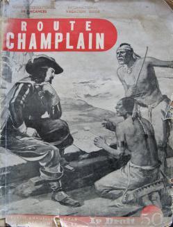 2 2 champlain route 1953