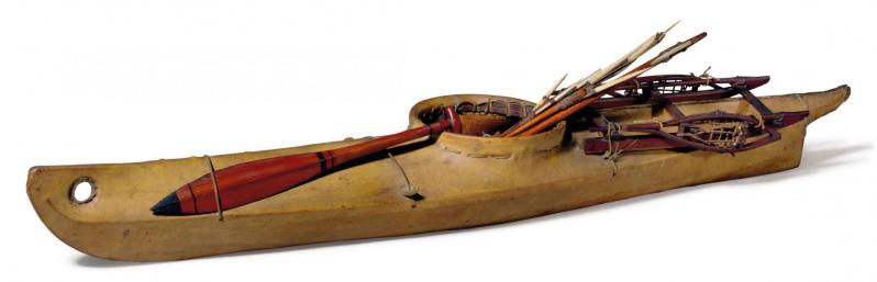 2011 nyr 02502 0135 000 inuit model kayak norton sound type
