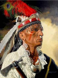 24 shawnee indian