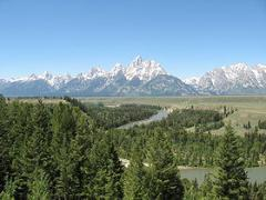 280px snake river et grand teton