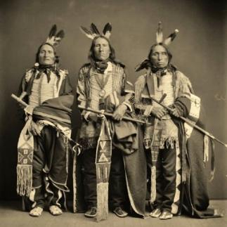 Histoire des peuples Shoshones-Azt