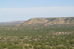 375px llano escarpment