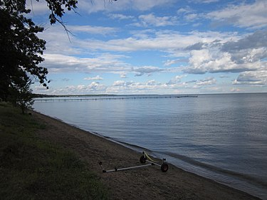 375px mille lacs lake