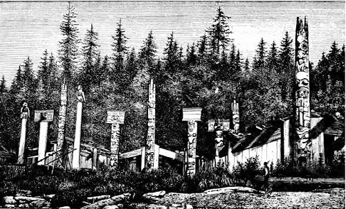 45 cumshewa village 1880