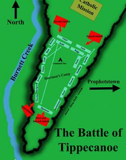 450px battle of tippecanoe battlefield map