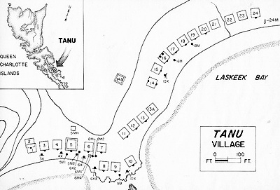 47 plan du village de tanu