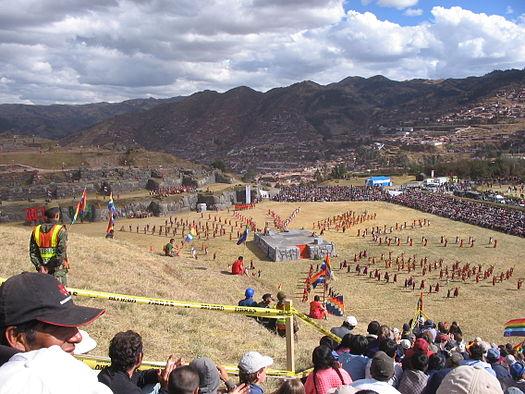 525px inti raymi 2007 cuzco