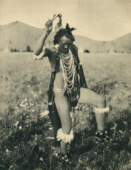 7 algonquin shaman canada