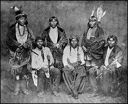 73f8c45975b132383d9578024556d11e the dakota american indians