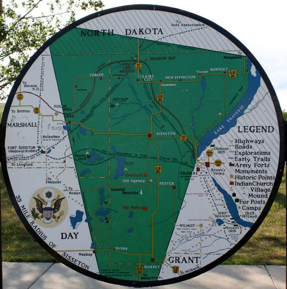 800px wahpeton sisseton map sign