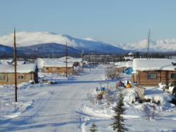 Arctic village 300x225