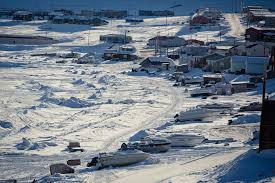 Artic bay