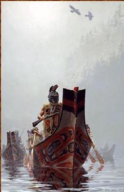 Bateau tlingit