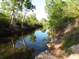 Blue watter creek