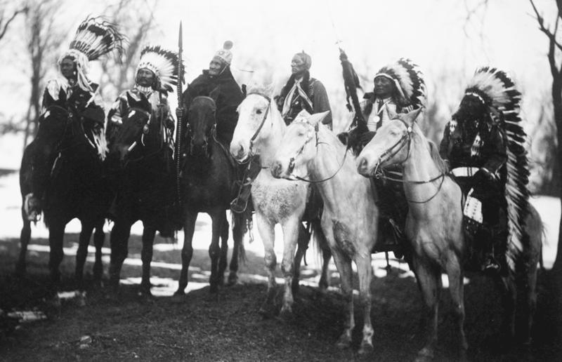 Chief american horse 5