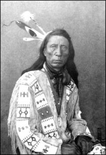 Chief jack red cloud oglala 1913