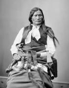 Chief niwot or left hand