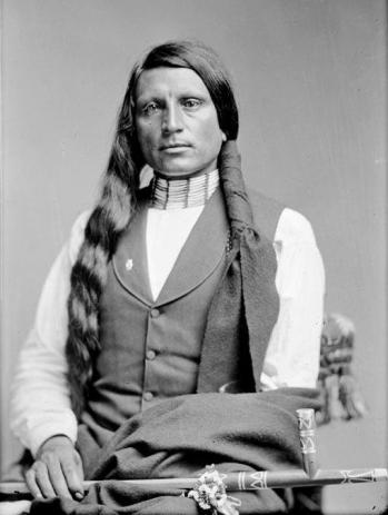 Chief red shirt oglala sioux