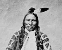 Chief white swan yankton nakota sioux