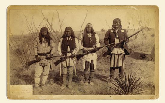Chiricahuas