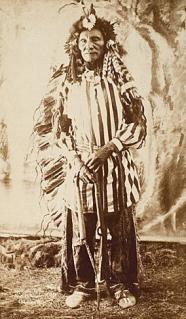 Crazy bear sioux chief