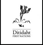 Ditidaht logo