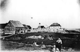 Fort albany ontario 1886