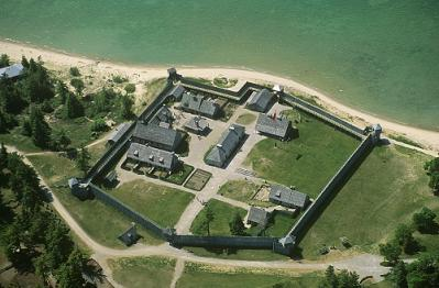 Fort michilimakina