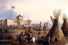 Ft laramie wyoming 1868