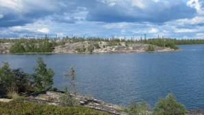 Grand lac des esclaves