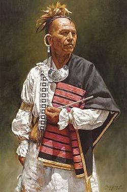 Indien iroquois
