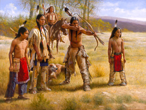 Indiens des plaines