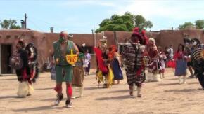 Indiens pueblo