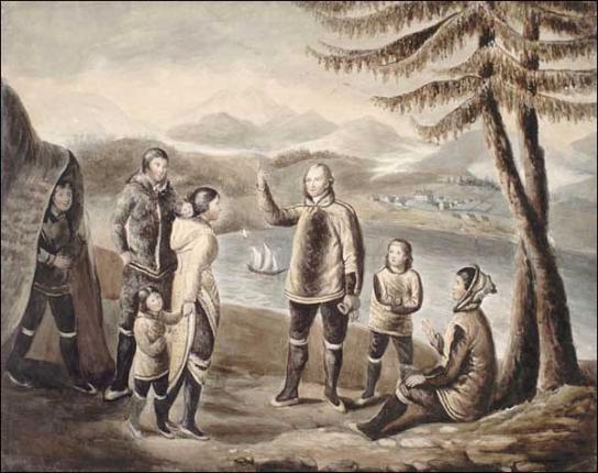 Inuit missionaire morave