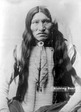 Kicking bear dakota