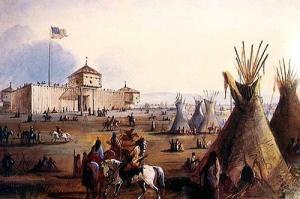 La traite des fourrures 1662008 l