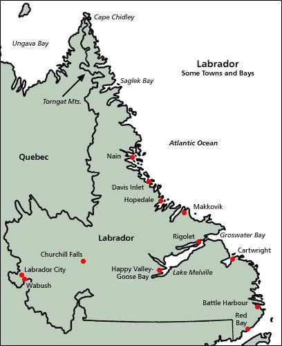 Labrador fullmap