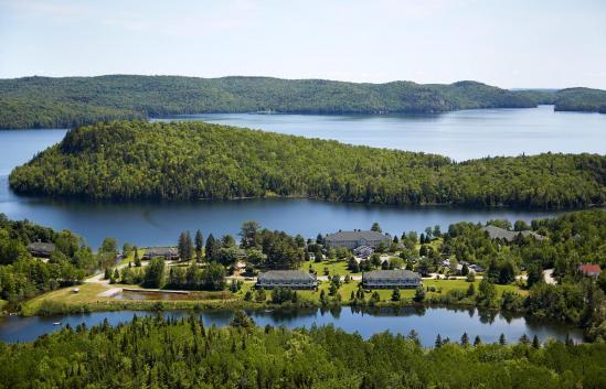 Lac sainte claire
