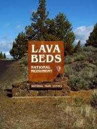 Lava beds 1