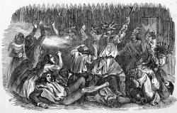Massacre at fort mims