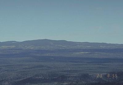 Montagne blanche arizona