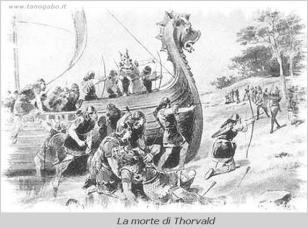 Morte di thorvald