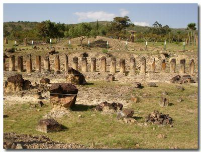 Muiscas site archeologique2