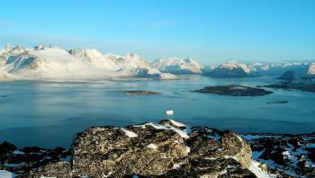 Nanortalik pointe sud groenland