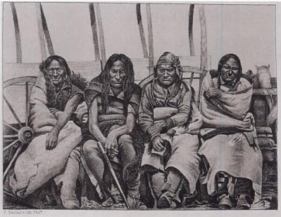 Ob 798123 principal chiefs of the arapaho tribe
