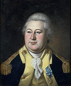 Portrait henry knox