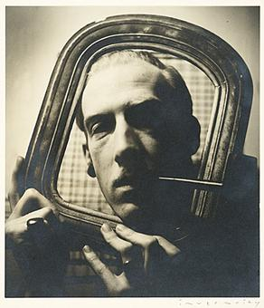 Robert bruce inverarity self portrait 1938